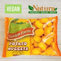 Golden Farm Potato Nuggets Kentang Goreng 750gr Beku