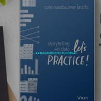 buku cole nussbaumer Knaflic storytelling with data ket's practice