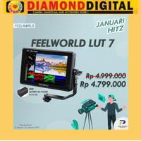 "Feelworld LUT7 7"" 3D LUT 4K HDMI Camera Monitor - Feel World LUT 7"