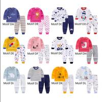 Setelan Bayi / Setelan Panjang Bayi / Baju Bayi / Setelan Anak Imut