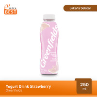Greenfields Yogurt Drink Strawberry 250 ml