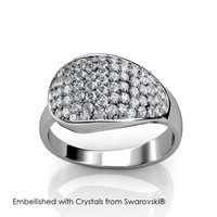 Sophie Ring - Cincin Crystal by Her Jewellery