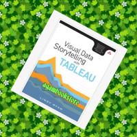 buku cetak visual data storytelling with TABLEAU
