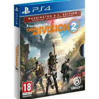 PROMO !! PS4 TOM CLANCY'S THE DIVISION 2 WASHINGTON DC EDT R3 ASIA