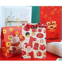 PAPER BAG IMLEK CHINESE NEW YEAR UNIK