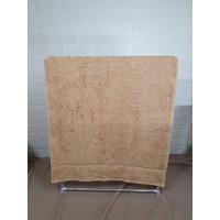 Chalmer Handuk Mandi Polos Uk. 50x100 Cm - Cream