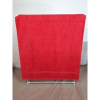 Chalmer Handuk Mandi Polos Uk. 50x100 Cm - Merah