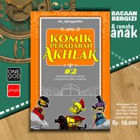 Komik Islami - PERADABAN AKHLAK 2 - Best Seller Vbi Djenggoten