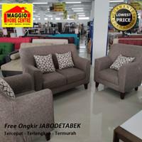Sofa Set Piedmont - Sofa - Maggio - Rumahimpian Collection