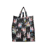 Tas Belanja Les Catino Shoppy Tote Bag Black