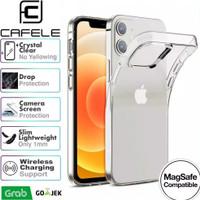 Cafele Case iPhone 12 Pro Max / iPhone 12 Pro / iPhone 12 Mini - Clear - iP 12