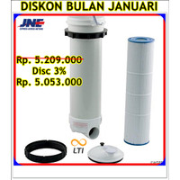 Filter Kolam Renang BARU Pentair Dynamic Cartridge Filter RTL75