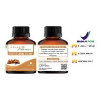 Happy Green Cinnamon Bark Essential Oil (10 ml) - Minyak Kayu Manis - 10 ml
