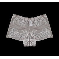 Boyshort Sheer Pearl Lace Coco