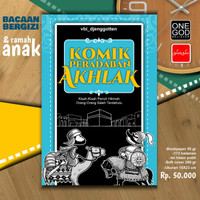 Komik Islami - PERADABAN AKHLAK 1 - Best Seller Vbi Djenggoten