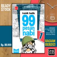 Komik Islami - 99 PESAN NABI - Best Seller