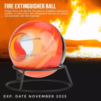 APAR Alat Pemadam Api Kebakaran Bola Fire Extinguisher Ball