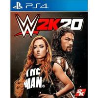 WWE 2K20 W2k20 Region 2 - PS4 Playstation 4