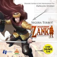 Komik IMADUDDIN ZANKI Buku Anak Islam Imadudin BONUS TANDA TANGAN