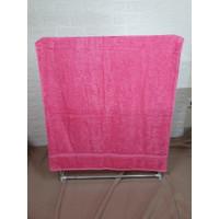 Chalmer Handuk Mandi Polos Uk. 70x135 Cm - Pink