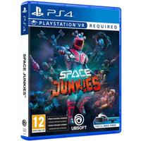 PALING MURAH !! PS4 SPACE JUNKIES VR CD BD GAMES PS 4 R3 ASIA