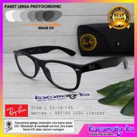 Kacamata Rayban Original RB5184 2000 Limited Edition Lensa Photocromic