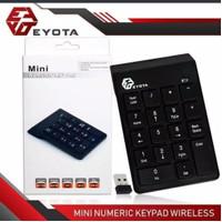 Mini Keyboard Numeric Pad Wireless