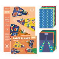TweedyToys - Mideer Origami Paper Planes A4