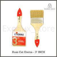 Kuas cat Eterna 3 inch / alat cat tembok 633