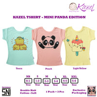 KAZEL TSHIRT - MINI PANDA EDITION