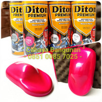 Paket Diton Premium Candy Tone Pink Cat Semprot Pilox Pylox CandyTone