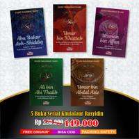 Buku Serial Kisah 5 Khalifah Rasulillah (5 Buku)