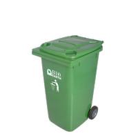 Tong Sampah Besar/Roda,Tempat Sampah, Green Leaf 2012 Uk.120 Liter