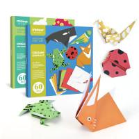 TweedyToys - Mideer Origami Animals / Life element Mainan Edukasi Anak