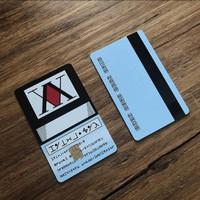 Hunter X Hunter License Card E-money Flazz Emoney - Flazz bca