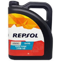 oli mesin repsol super turbo diesel 15w-40 5 lt -79379