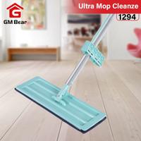 GM Bear Alat Pel Lantai Tarik 1294-Ultra Mop Cleanze Green