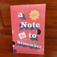 A Note to Remember - Wirda Mansur