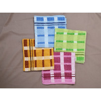 Chalmer Lap Tangan / Serbet Cuci Tangan Uk. 50x50 Cm - Random