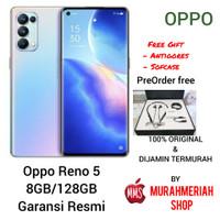 Oppo Reno 5 8/128Gb Garansi Resmi