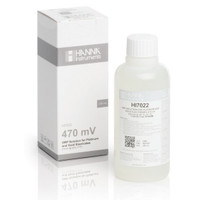 Hanna - HI7022M 470 mV @ 25°C ORP Test Solution (230 mL)