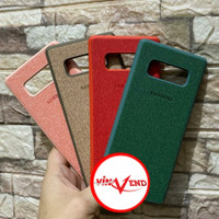 Case Cover Canvas Hybrid Casing SAMSUNG Galaxy Note 8 Note8 SoftCase