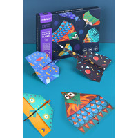TweedyToys - Mideer Origami Creative Paper Planes