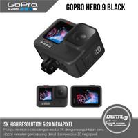 GoPro Hero 9 Black Hero9 Black Original Action Camera 5K 20MP