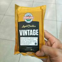 Mainland Vintage Cheddar Cheese 250gr