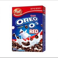 POST OREO O'S CEREAL RED 250 GRAM