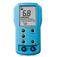 Hanna - Portable pH/EC/TDS/Temperature Meter - HI9812-5