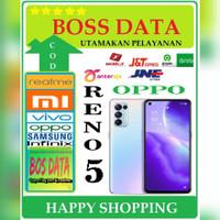 OPPO RENO 5 RAM 8GB 128GB NFC GARANSI RESMI