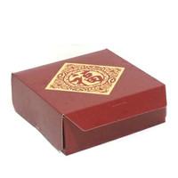 Dus box kotak kue imlek sincia CNY fu merah red 22