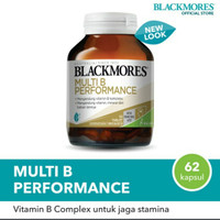 Blackmores Multi B Performance 62 Capsul